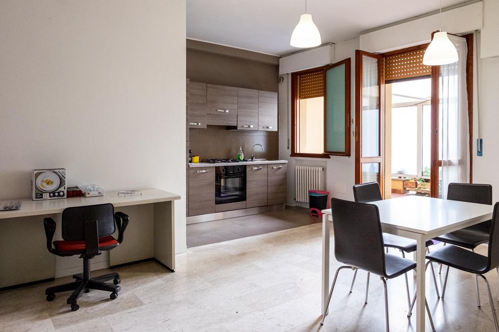 Appartamento ristrutturato terrazzo abitabile – Zona c.so Cavour, Macerata