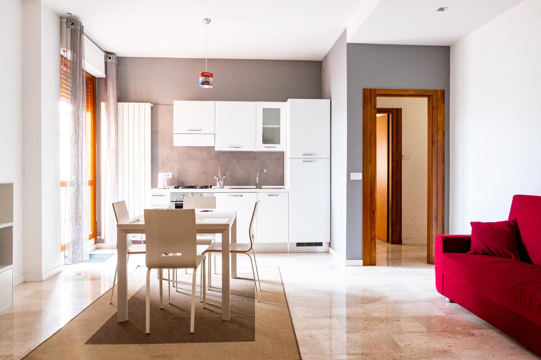 Appartamento ristrutturato ed arredato – Zona c.so Cavour, Macerata
