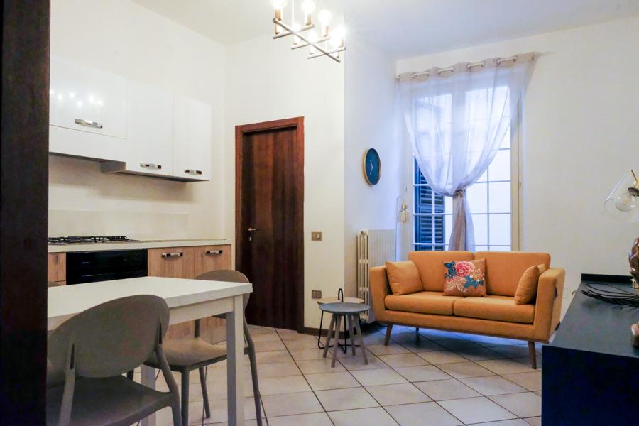 Appartamento ristrutturato e finemente arredato – Centro storico, Macerata