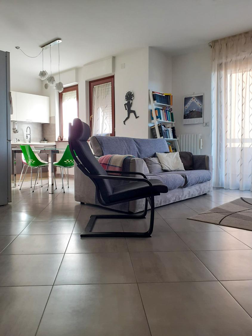 Appartamento recente costruzione con terrazzo abitabile –  Zona Via Panfilo, Macerata