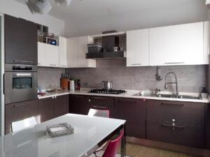 appartamento recente costruzione terrazzo abitabile zona panfilo - cucina